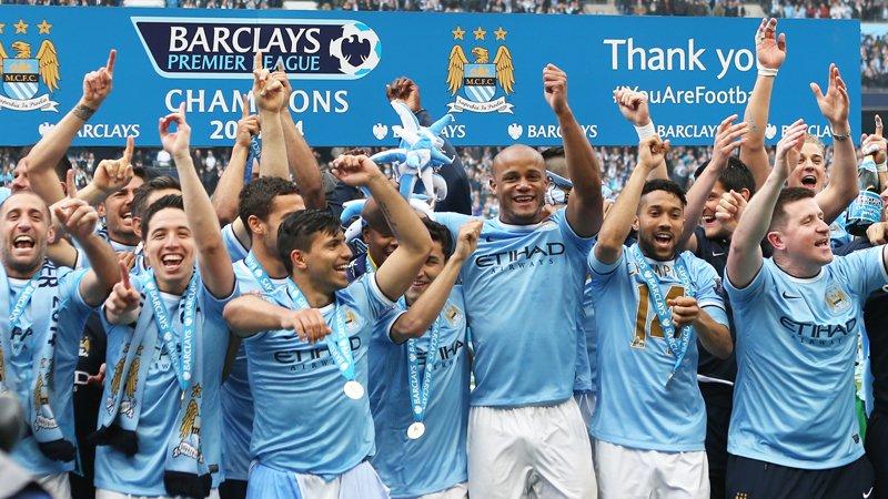 Manchester City FC komanda