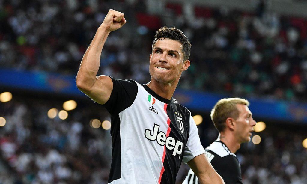garsiausi pasaulio futbolininkai christian ronaldo